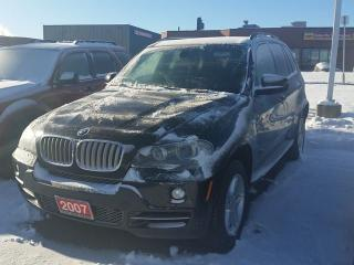 Used 2007 BMW X5 4.8i for sale in Brampton, ON