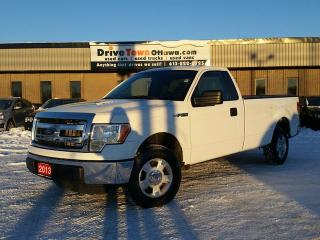 Used 2013 Ford F-150 XLT REGULAR CAB for sale in Gloucester, ON