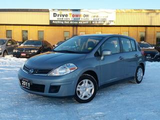 Used 2011 Nissan Versa 1.8 S **GREAT LOW PAYMENT** for sale in Gloucester, ON