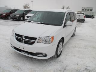 Used 2017 Dodge Grand Caravan Crew Plus for sale in London, ON