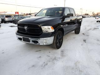 Used 2016 RAM 1500 OUTDOORSMAN V8 HEMI for sale in Ottawa, ON