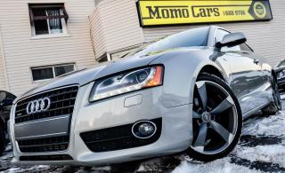 Used 2010 Audi A5 2.0L QUATTRO! CLEAN CarProof! ONLY $235/bi-weekly! for sale in St Catharines, ON
