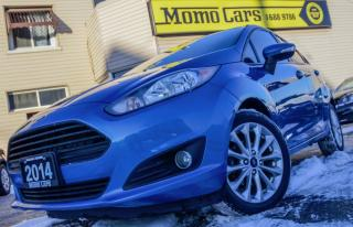Used 2014 Ford Fiesta SE! CLEAN CarProof+USB+SYNC! ONLY $82/bi-weekly! for sale in St Catharines, ON