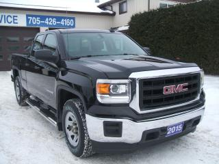 Used 2015 GMC Sierra 1500 Double Door, 5.3 L V8, for sale in Beaverton, ON