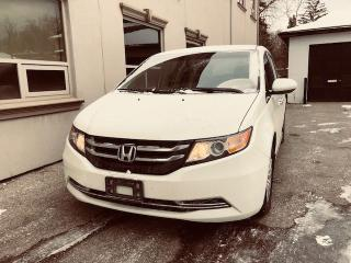 Used 2014 Honda Odyssey EX • 8 Psgr - Low KM! No Accidents! for sale in Scarborough, ON