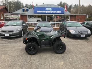 Used 2018 Argo Xplorer XR500 for sale in Flesherton, ON