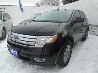 Used 2007 Ford Edge for sale in Brantford, ON
