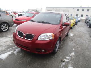 Used 2008 Pontiac Wave (Canada) for sale in Innisfil, ON