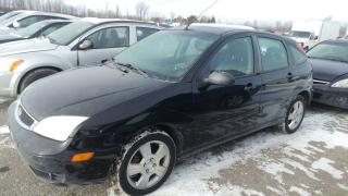 Used 2007 Ford Focus SES for sale in Kars, ON