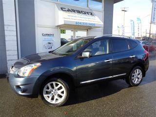 Used 2013 Nissan Rogue SL AWD, Navigation, Sunroof, Leather for sale in Langley, BC