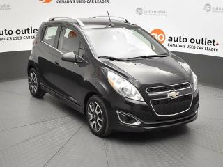 Used 2013 Chevrolet Spark 2LT Auto for sale in Edmonton, AB