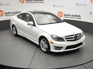 Used 2013 Mercedes-Benz C-Class AMG SPORT PACKAGE for sale in Edmonton, AB