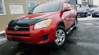 Used 2011 Toyota RAV4 AWD-CHROME STEP BARS-LOADED-TINT for sale in Tilbury, ON