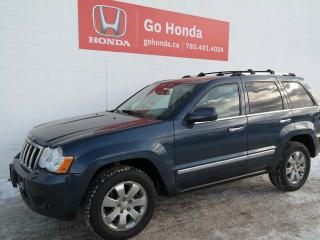 Used 2010 Jeep Grand Cherokee LIMI for sale in Edmonton, AB