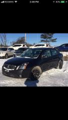 Used 2008 Nissan Sentra 2.0 MAN NO ACCIDENT CERTIFIED for sale in York, ON