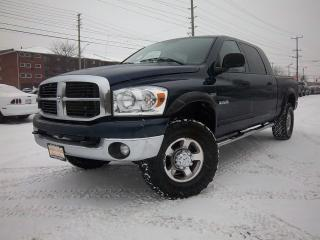 Used 2008 Dodge Ram 1500 SXT MEGA CAB for sale in Whitby, ON