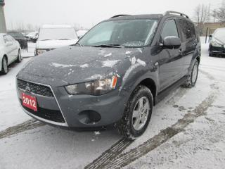 Used 2012 Mitsubishi Outlander ES for sale in Hamilton, ON