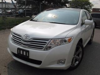 Used 2010 Toyota Venza FULLY LOADED PUSH BUTTON START! PANORAMIC ROOF for sale in North York, ON