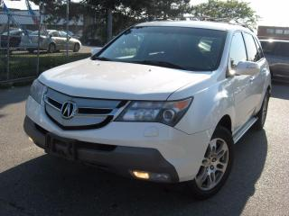 Used 2009 Acura MDX 154 km 7 PASSNEGR CERTIFIED! RUNNIN for sale in North York, ON
