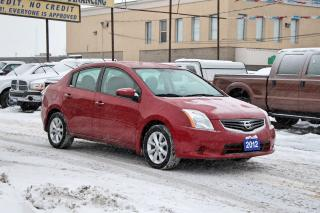 Used 2012 Nissan Sentra 2.0 S for sale in Brampton, ON