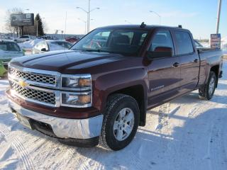 Used 2015 Chevrolet Silverado 1500 LT Crew Cab for sale in Thunder Bay, ON