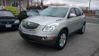 Used 2008 Buick Enclave CX for sale in North York, ON