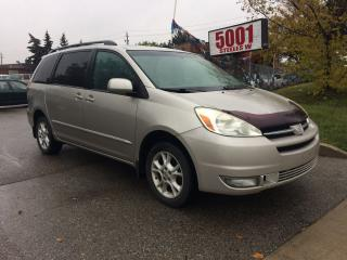 Used 2004 Toyota Sienna AWD,LE,LEATHER,SAFETY+YEARS WARRANTY INCLUDED for sale in North York, ON