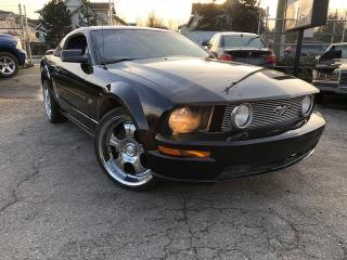 Used 2008 Ford Mustang GT Custom for sale in Surrey, BC