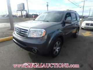 Used 2012 Honda PILOT TOURING 4D UTILITY 4WD for sale in Calgary, AB