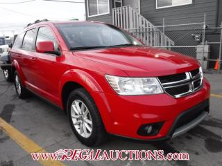 Used 2013 Dodge JOURNEY SXT 4D UTILITY 2WD for sale in Calgary, AB