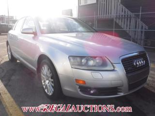 Used 2005 Audi A6  4D SEDAN QTRO 4.2L for sale in Calgary, AB