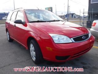 Used 2006 Ford FOCUS ZXW 4D WAGON for sale in Calgary, AB