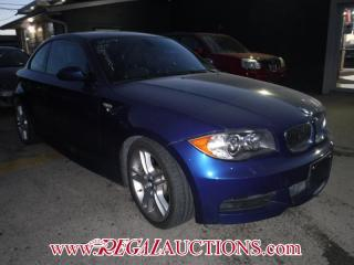 Used 2009 BMW 1 SERIES 135I 2D COUPE for sale in Calgary, AB