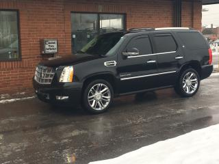 Used 2012 Cadillac Escalade Hybrid Platinum for sale in Concord, ON