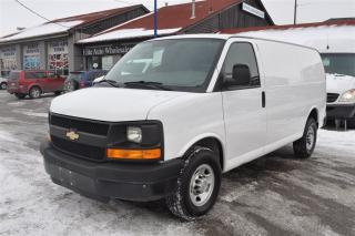 Used 2014 Chevrolet Express 2500 2WT for sale in Aurora, ON