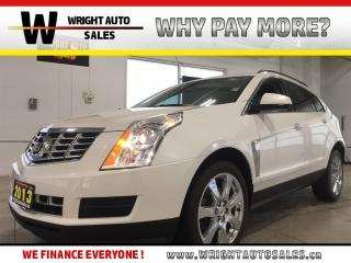 Used 2013 Cadillac SRX LEATHER| BLUETOOTH|LOW MILEAGE|55,789 KMS for sale in Cambridge, ON