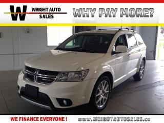 Used 2013 Dodge Journey R\T|AWD|LEATHER|HEATED STEERING WHEEL|110,218 KMS for sale in Cambridge, ON
