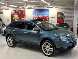 Used 2010 Lincoln MKX *AWD* NAV, Pano Roof, 22 Chrome... for sale in Paris, ON
