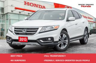 Used 2013 Honda Accord Crosstour EX-L | Automatic for sale in Whitby, ON