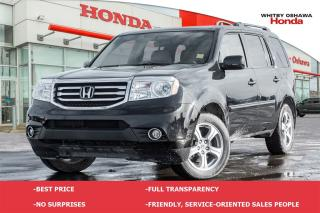 Used 2014 Honda Pilot EX-L | Automatic for sale in Whitby, ON