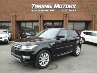 Used 2015 Land Rover Range Rover Sport HSE | NO ACCIDENTS | ONE OWNER | FULL WARRANTY for sale in Mississauga, ON
