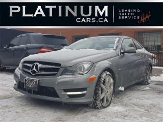Used 2012 Mercedes-Benz C-Class C350 COUPE, C350, NA for sale in North York, ON