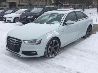 Used 2014 Audi S4 3.0T QUATTRO PROGRES for sale in North York, ON