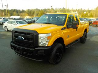 Used 2011 Ford F-250 SD XL SuperCab 6.5 Foot Box Powerstroke Turbo Diesel 4WD for sale in Burnaby, BC