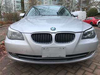 Used 2009 BMW 528 XI ,AWD.LOCAL.FULLY LOADED, for sale in Vancouver, BC