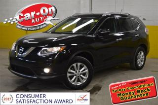 Used 2015 Nissan Rogue SV AWD PANO ROOF HEATED SEATS ALLOYS for sale in Ottawa, ON