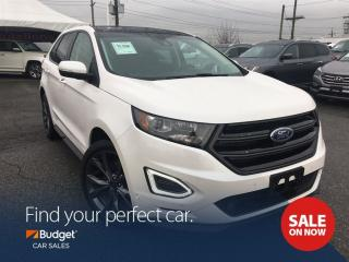 Used 2015 Ford Edge Sport Edtion, Blind Spot Vehicle Detection, AWD for sale in Vancouver, BC