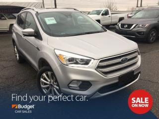 Used 2017 Ford Escape Titanium for sale in Vancouver, BC