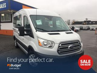 Used 2015 Ford Transit Passenger Wagon - for sale in Vancouver, BC