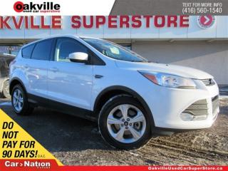 Used 2014 Ford Escape SE | AWD | B/U CAM | CRUISE CONTROL | A/C for sale in Oakville, ON